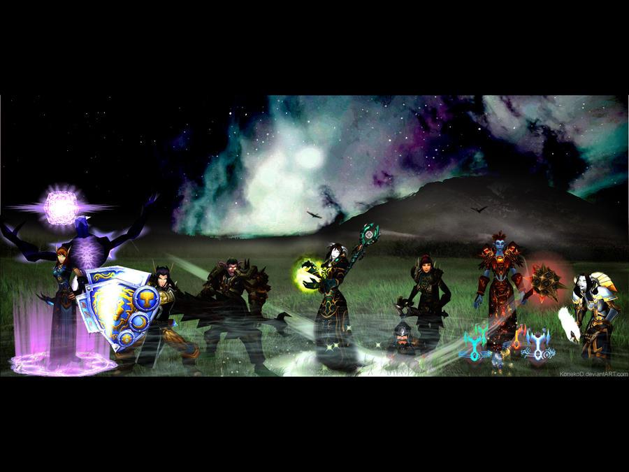 Battle ready by KonekoD