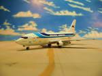Bebe Boeing Argentinas