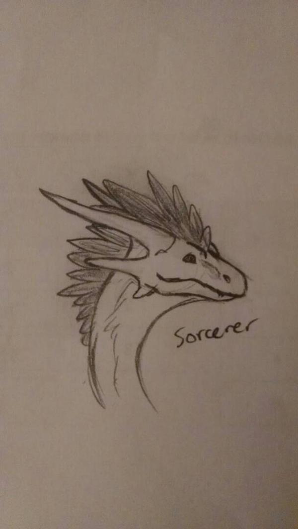 Sorcerer Sketch