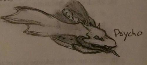 Psycho Sketch