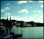Cityside In Switzerland by Zeal-GJP