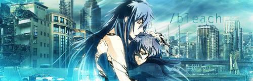 Ichigo And Tenza Zangetsu [The Dying World]