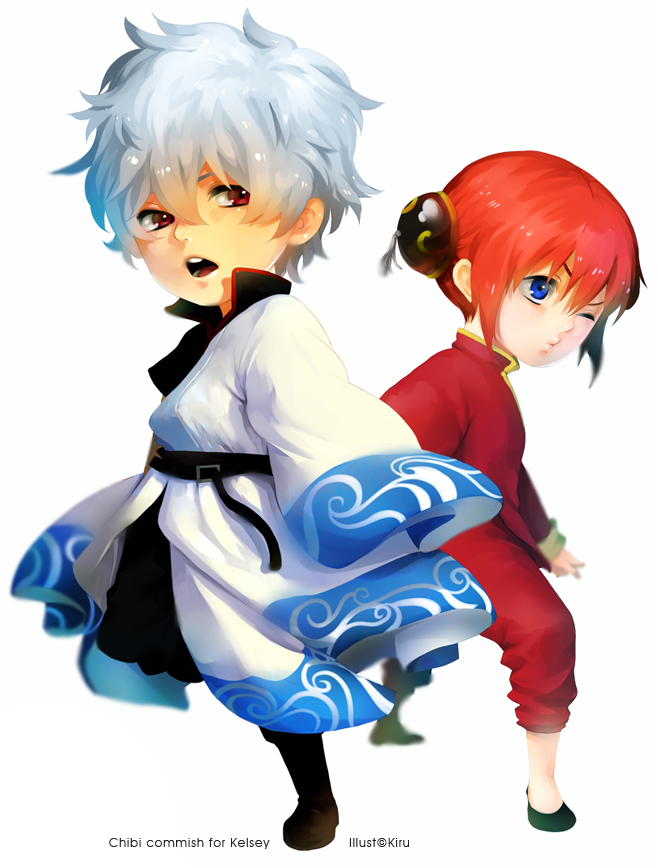 gintama chibi - photo #20