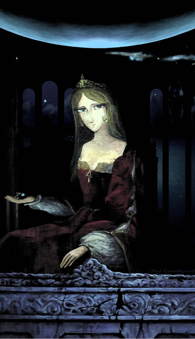 Princesse Maeter by Mizukami999