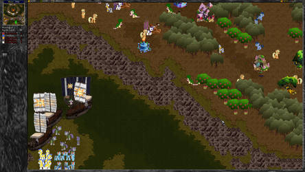 My Little Pony: Warcraft 2 Mod