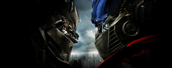 Transformers Movie DualMonitor by doubleEight
