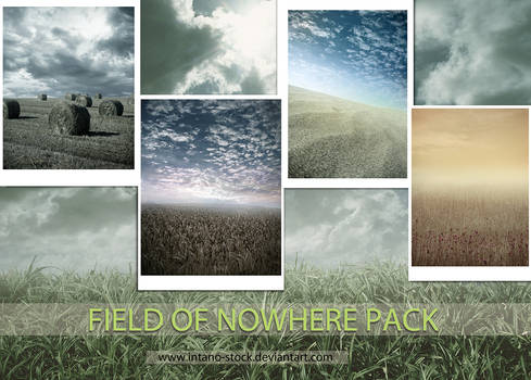 FIELD OF NOWHERE PACK