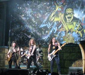 Iron Maiden by Barwickian