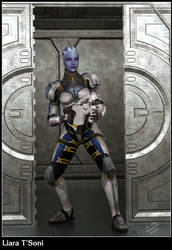 Liara T'Soni (Mass Effect)
