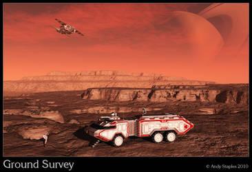 Ground Survey by Barwickian