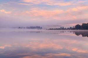 Subtle Sunrise by JamesHackland