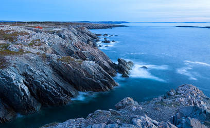 Bonavista Dusk by JamesHackland