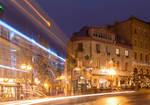 Quebec City at Dusk by JamesHackland