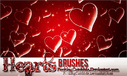 +Hearts_Brushes by Fucking-CatchMe