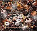 #TrickOrTreat-Halloween{PSD}