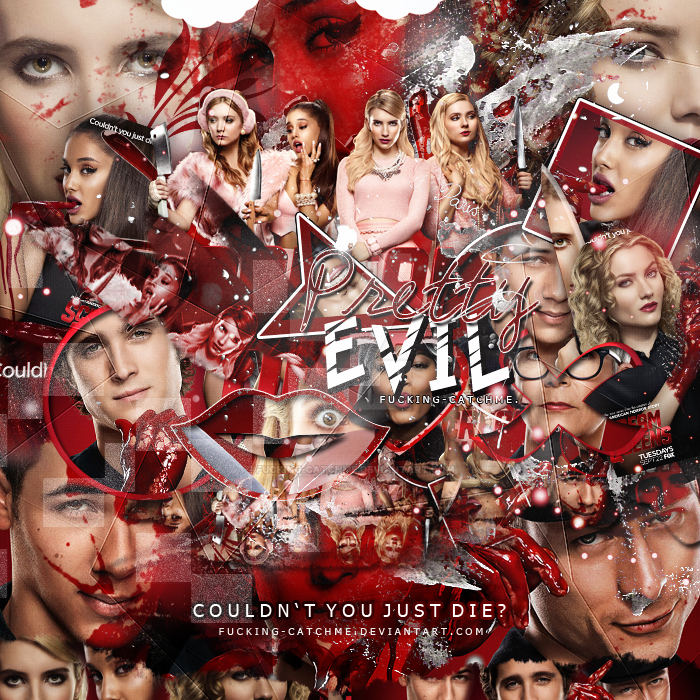 #PrettyEvil by Fucking-CatchMe