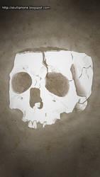 Skull iPhone Wallpapers by VampirGoth