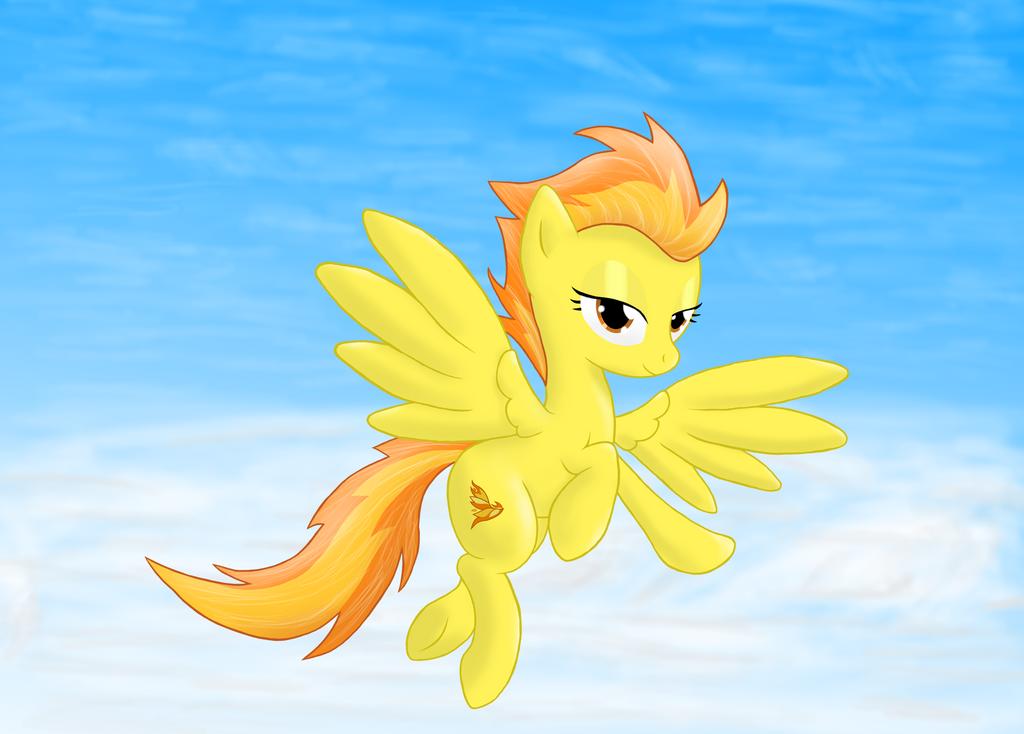 Spitfire by ponyus94