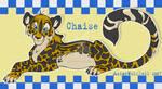 Chaise The King Cheetah