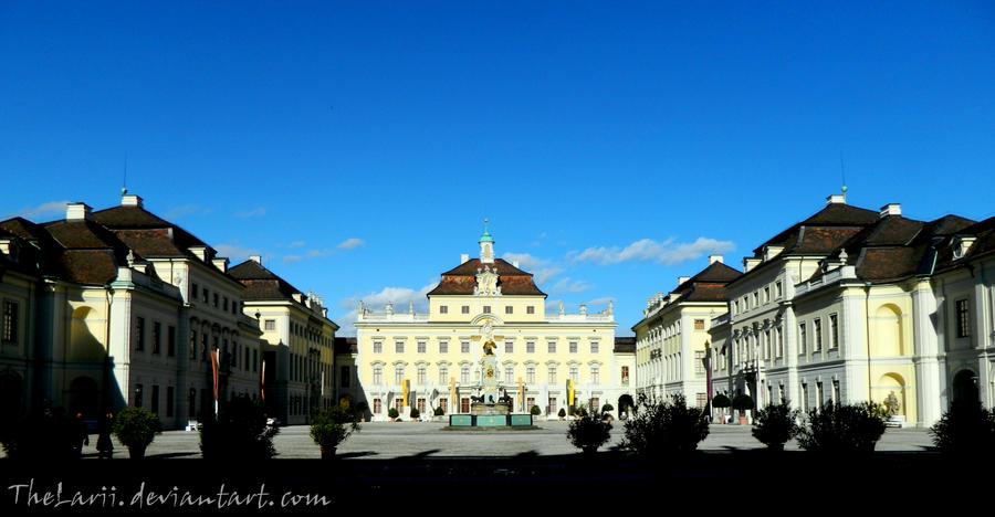 Ludwigsburgh by TheLarii