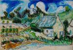 Van Gogh's Cottages