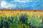 Wheatfen by davepuls