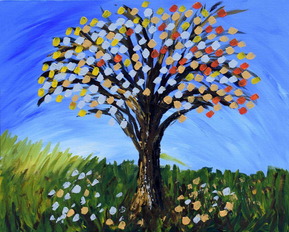 The Prayer Tree by davepuls
