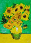 Sunflowers!! by davepuls