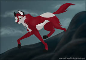.::Escape::. by Wolf-soul94