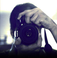 With my amazing Nikon D3000 by nurutheone