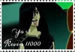 Kevin 11000 Estampilla