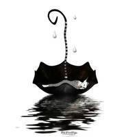 A Little Rain by rubytuzday