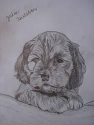 Puppy by SmulanGandur
