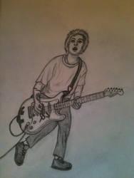 Billie Joe Armstrong by SmulanGandur