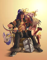 Family of Rogues by Penril