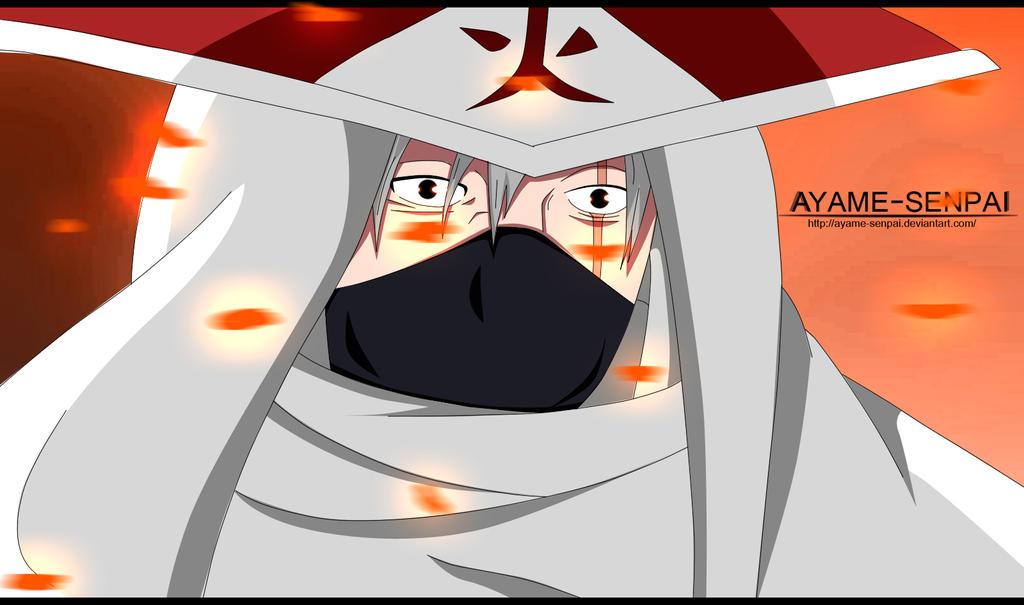 Kakashi hokage The Last by Ayame-Senpai on DeviantArt