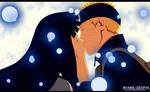 Naruto and Hinata kiss The Last