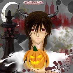 Kuran Kaname Halloween by Ayame-Senpai
