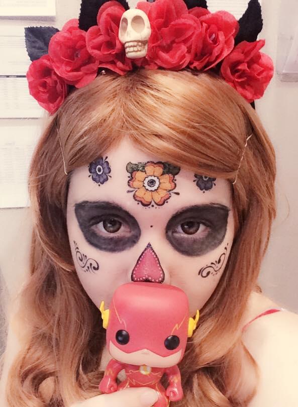 :Halloween: Feliz dia de las brujas by ChibiSerenade