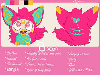 Bacon Character sheet