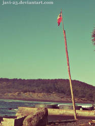 chilean flag by Javi-23