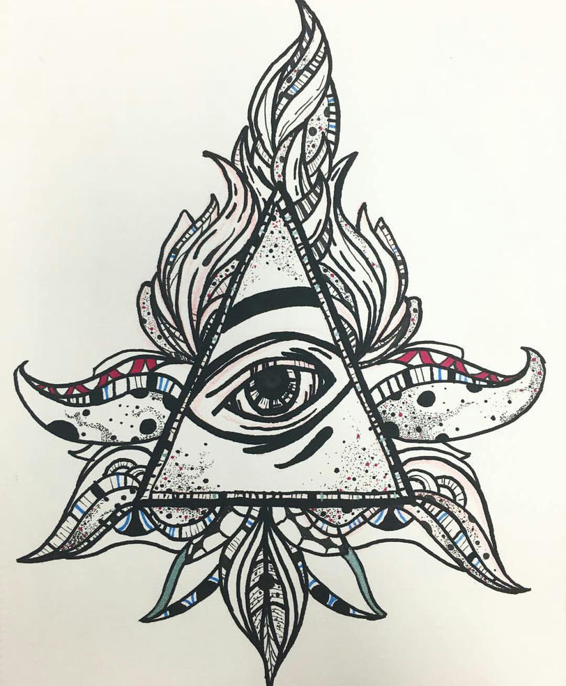 all seeing eye wallpaper android
