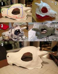 [TUTORIAL] Cubone skull helmet