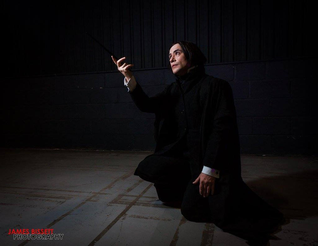 Professor Snape 2015 JB 8 by PC-IchabodCrane
