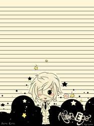 Guro Eric Stationary by Kalisama