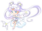 Chibi sailor Cosmos
