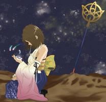 FFX Yuna by Kalisama