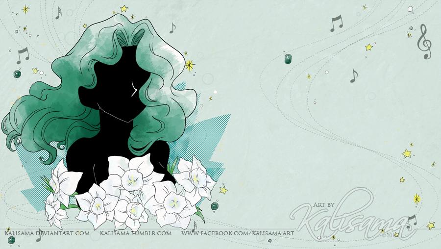 SMC Title Card: Michiru by Kalisama