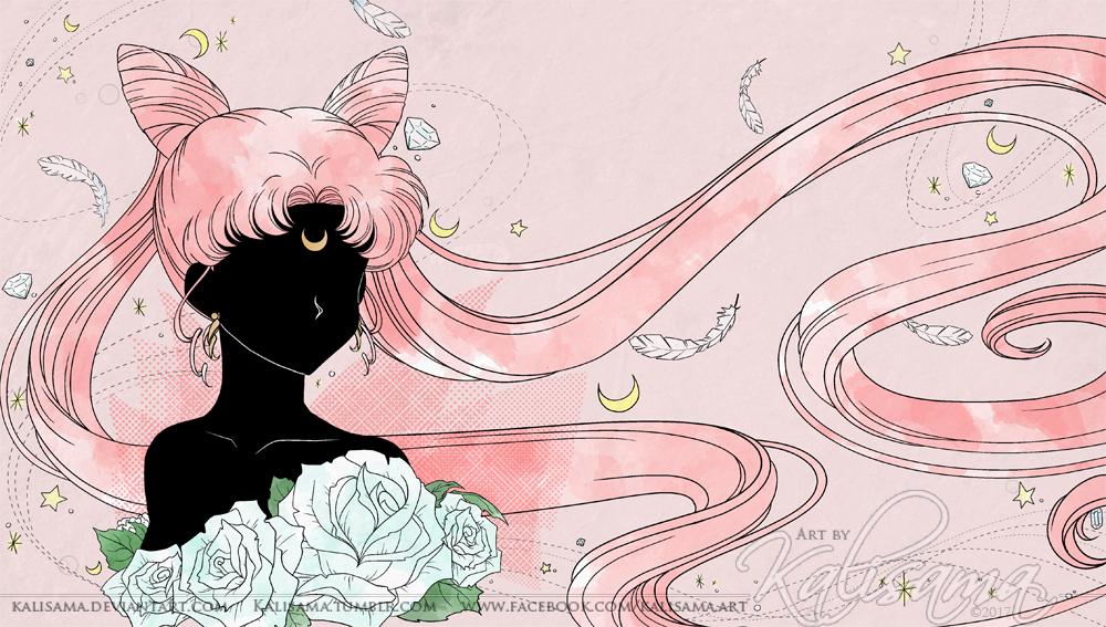 SMC Title Card: Princess Lady Serenity