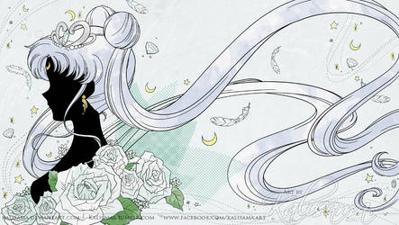 SMC Title Card: Neo Queen Serenity